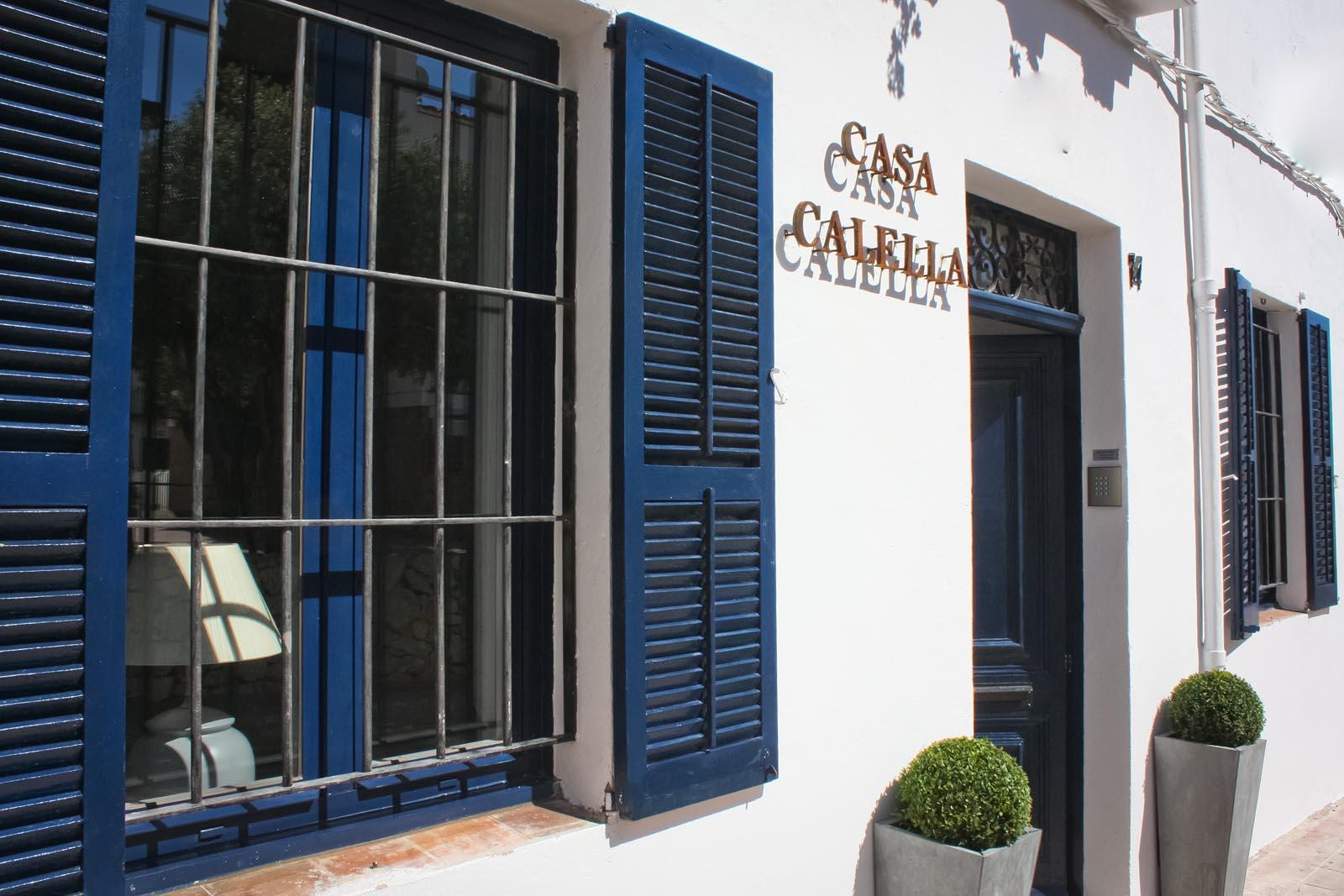 Hotel casa calella de calella de palafrugell costa brava - Casas calella de palafrugell ...